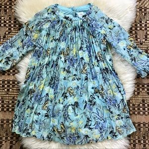 GAP Baby Dress Butterflies 🦋 Floral Spring Tulle